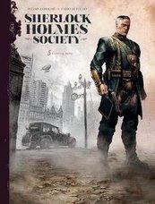 Sherlock Holmes Society T.5 Grzechy syna