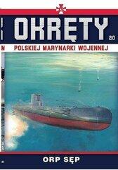 Okręty Polskiej Marynarki Wojennej T.20 ORP Sęp