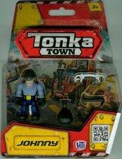 Tonka Town Johnny Figurka 6 cm z akcesoriami