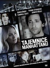 Tajemnice Manhattanu DVD