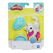 Play-Doh - Mini zwierzątko Kotek z akcesoriami i tubą