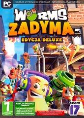 Worms Zadyma Edycja Deluxe (PC) PL