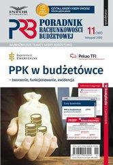 PPK w budżetówce - tworzenie, funkcjonowanie, ewidencja
