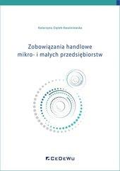 Zobowiązania handlowe mikro- i małych przedsiębiorstw