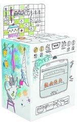 Kolorowanka XXL 3D Kuchnia