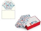 Papeteria Box z przykrywką BSC 498 ROSSI