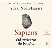 Sapiens. Od zwierząt do bogów audiobook