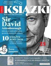 Książki. Magazyn do czytania 6/2020