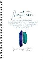 Mój dziennik - Jestem bowiem - Jeremiasz 29,11