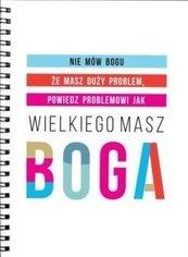 Mój dziennik - Nie mów Bogu