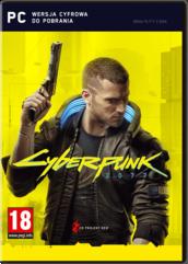 Cyberpunk 2077 (PC) PL biblioteka gog.com