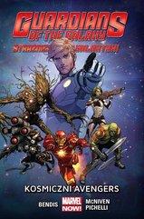 Strażnicy Galaktyki T.1 Kosmiczni Avengers