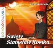 Do kolorowania - Święty Stanisław Kostka