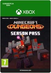 Minecraft Dungeons: Przepustka Sezonowa - Xbox One