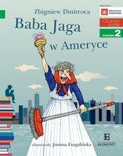 Czytam sobie Baba Jaga w Ameryce poziom 2