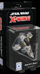 X-Wing 2nd ed.: Jango Fett's Slave I Expansion Pack