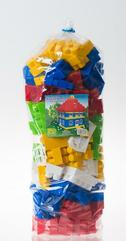 Klocki DIPLO Maxi 192 elementy