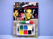 Farby do malowania twarzy na blistrze. HIPO