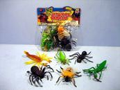 Insekty 6 sztuk w worku