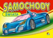 Książka Samochody świata 015 p20. KRZESIEK, cena za 1 sztukę
