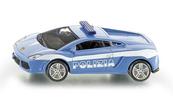 SIKU 1405 Lamborghini Gallardo policja włoska