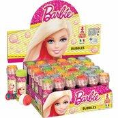 Bańki mydlane 60ml p36 Barbie. DULCOP cena za 1 sztukę
