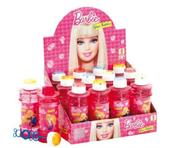 Bańki mydlane duże 300ml Barbie p12 DULCOP