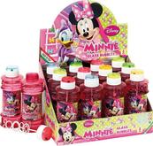 Bańki mydlane duże 300ml p12 Minnie DULCOP mix, cena za 1szt.