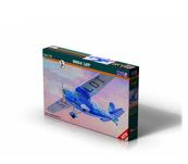 "Model samolotu do sklejania RWD-5 ""LOT"" B-84"