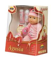 Lalka Agusia pije i siusia. DROMADER