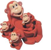 Piszczki Małpki w siatce 841266 DROMADER