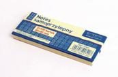 Notes samoprzylepny 50x40 /op3szt/ żółty p12 STARPAK/ cena za 1szt.