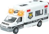 Samochód Policyjny na bat.św.dźw.w pud. 00749 DROMADER
