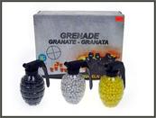 Kulki granat 800szt żółte, białe, czarne p12 HIPO