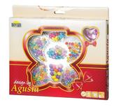 Koraliki Agusi w pudełku - ważka DROMADER