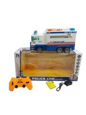 Ciężarówka policyjna na radio DROMADER