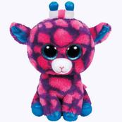 TY BEANIE BOOS SKY HIGH - pink giraffe 24cm 36824