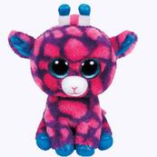 TY BEANIE BOOS SKY HIGH - pink giraffe 15cm 36178