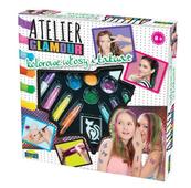 Atelier Glamour Kolorowe włosy i tatuaże w pudełku 00868 DROMADER