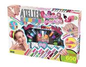 Atelier Glamour Kolorowe paznokcie w pudełku 00858 DROMADER