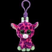 TY BEANIE BOOS GILBERT - różowa żyrafa 8,5cm 35011