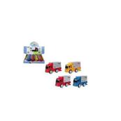 PROMO Ciężarówka metalowa z konten. i napędem frykcyjnym p12 BRIMAREX mix, cena za 1szt.