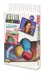 Atelier Glamour Kolorowa kreda do włosów w pudełku p8 00853 DROMADER