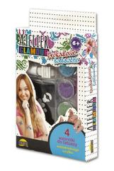 Atelier Glamour brokatowe tatuaże w pudełku p8 00854 DROMADER