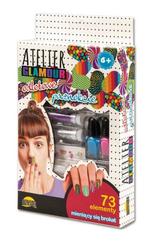 Atelier Glamour odlotowe paznokcie w pudełku p8 00855 DROMADER