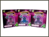 PROMO xtreme spinner 7x7,5cm brokatowy blister 620378