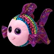 TY BEANIE BOOS FLIPPY -wielobarwna ryba 24cm 37150