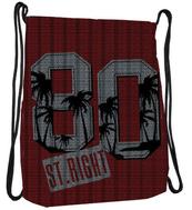Plecak na sznurkach Stright SO-11 Eighty MAJEWSKI