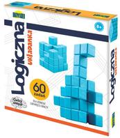 Logiczna układanka - kostka w pudełku DROMADER