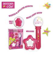 Bontempi Girl Portable microphone w pudełku 37273 DANTE